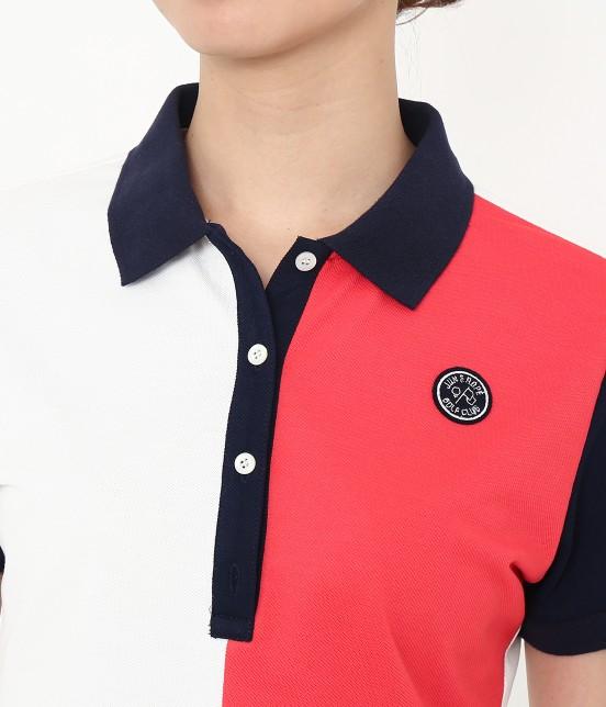 ジュン アンド ロペ | 【遮熱クーリング】【UVカット】コカゲマックスブロッキングポロシャツ - 3