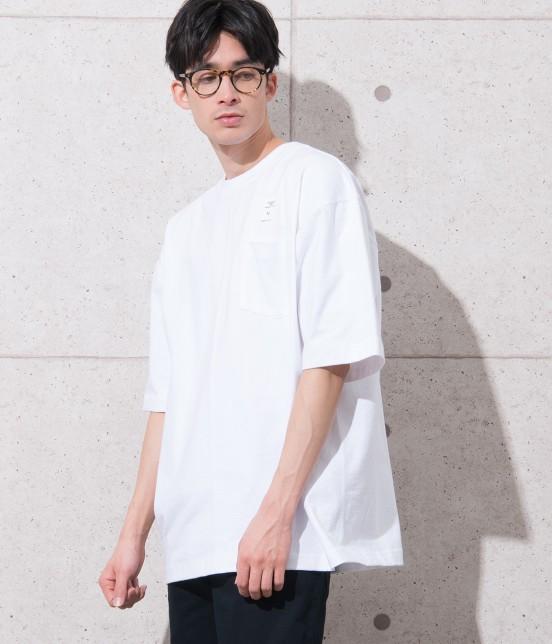 アダム エ ロペ オム | 【CAMBER for ADAM ET ROPE'】FAKE PRINT Tシャツ | ホワイト