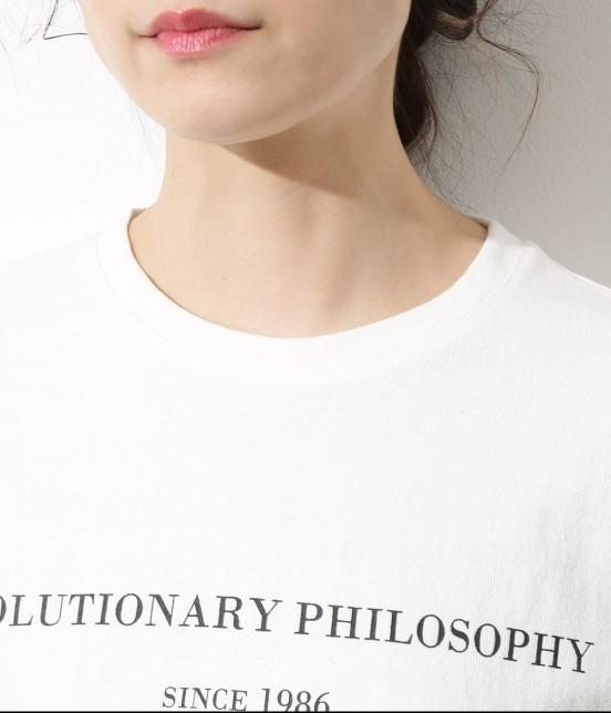 ビス | 【WEB限定】ロゴTシャツ - 3