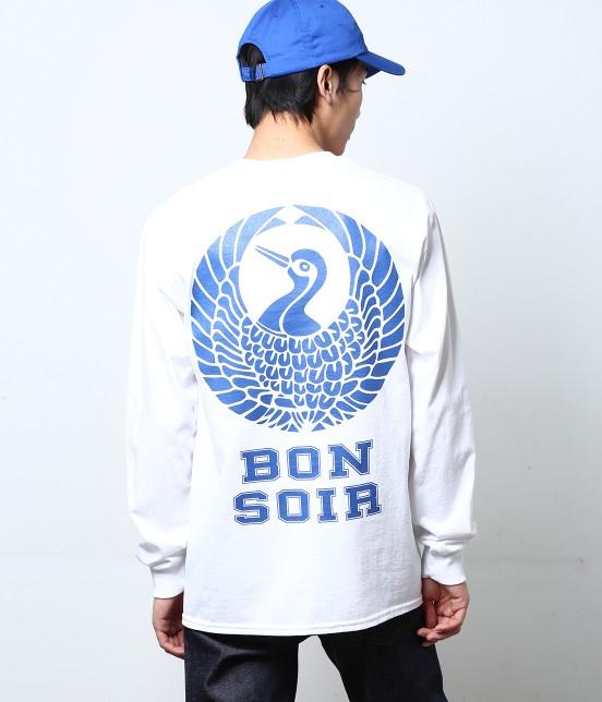 ボンジュールボンソワール | 【bonjour bonsoir】LNG SLV TEE TURU - 7