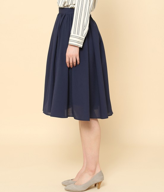 ロペピクニック | 【10%OFF Campaign】【HAPPY PRICE】サップギャザースカート - 1