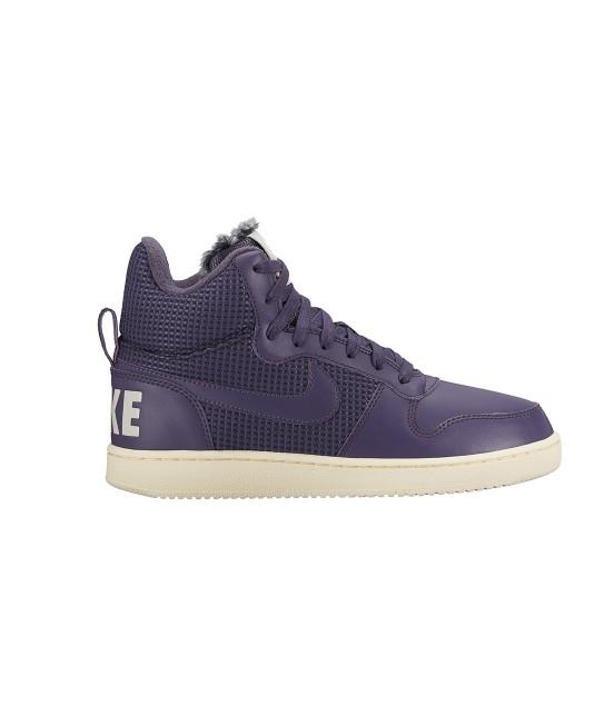ナージー | 【Nike】 Court Borough MID SE | パープル