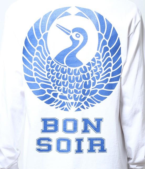 ボンジュールボンソワール | 【bonjour bonsoir】LNG SLV TEE TURU - 9