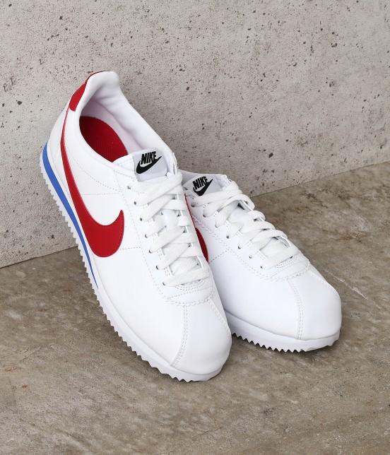 ナージー   【Nike】Classic Cortez Leather