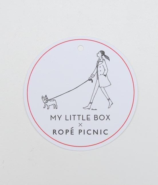 ロペピクニック | 【MY LITTLE BOX × ROPE' PICNIC】サイドギャザートップス - 8