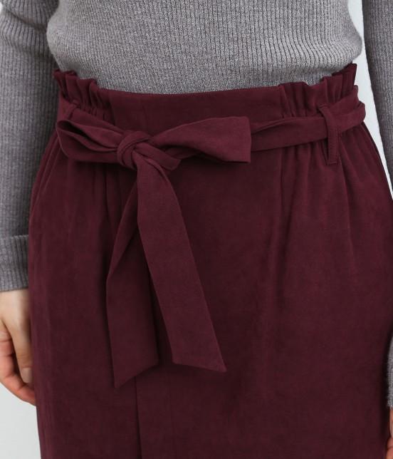 ロペピクニック | 【HAPPY PRICE】ベロアタッチアイラインスカート - 3