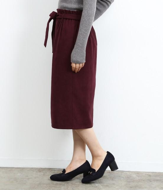 ロペピクニック | 【HAPPY PRICE】ベロアタッチアイラインスカート - 1