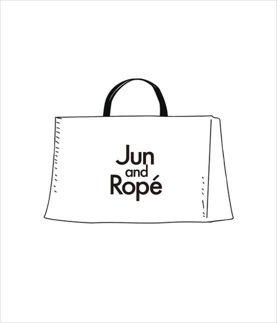 Jun and Rope' (ジュン アンド ロペ) 2017年福袋