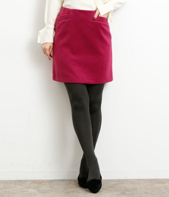 ロペピクニック | 【HAPPY PRICE】カラー台形スカート | ローズピンク