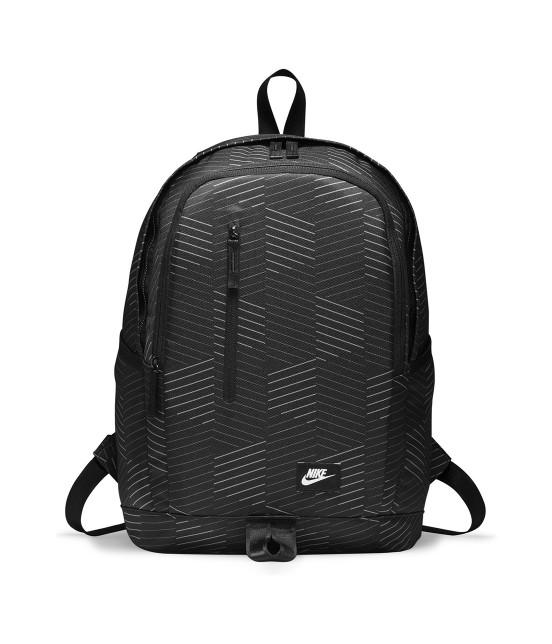 ナージー |  【Nike】NSW All Access Soul Day Print Backpack | ブラック