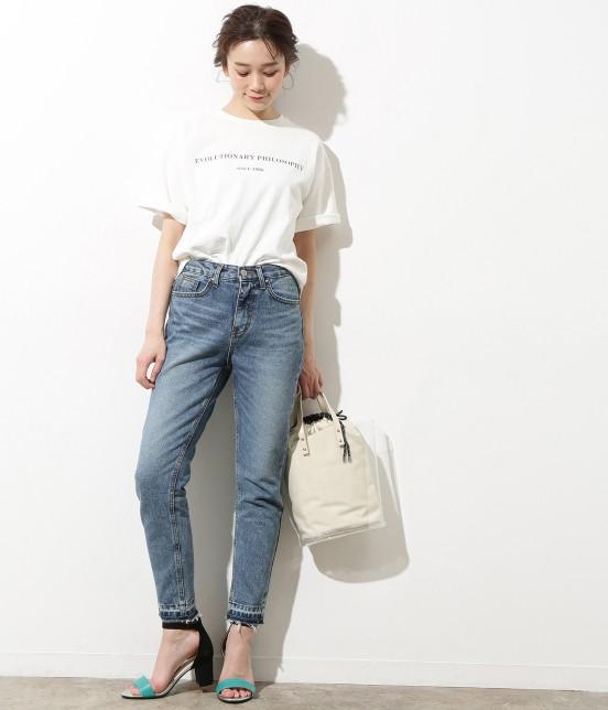 ビス | 【WEB限定】ロゴTシャツ - 8