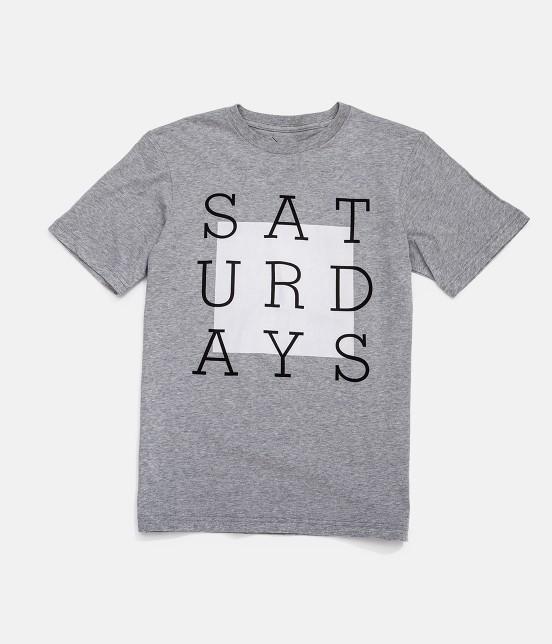 Saturdays | SLAB BOX