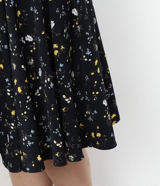 ロペピクニック | 【セットアップ対応】フラワープリントギャザースカート - 4