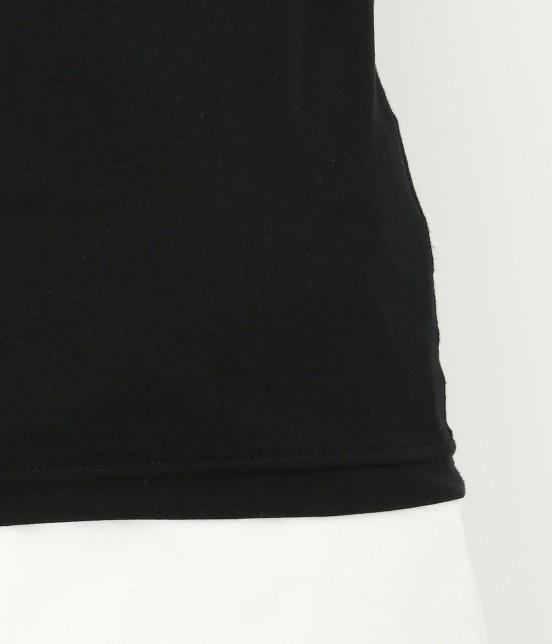 ジュン アンド ロペ | 配色切替Zipハイネックプルオーバー - 8