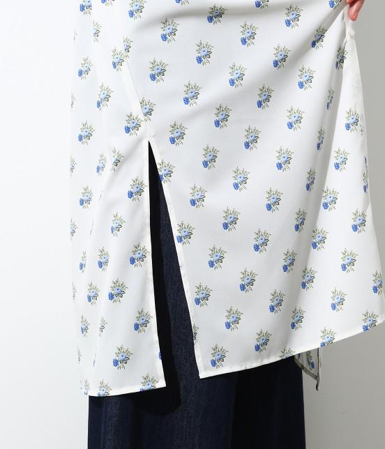 ロペピクニック | 花柄ガウンコート - 5
