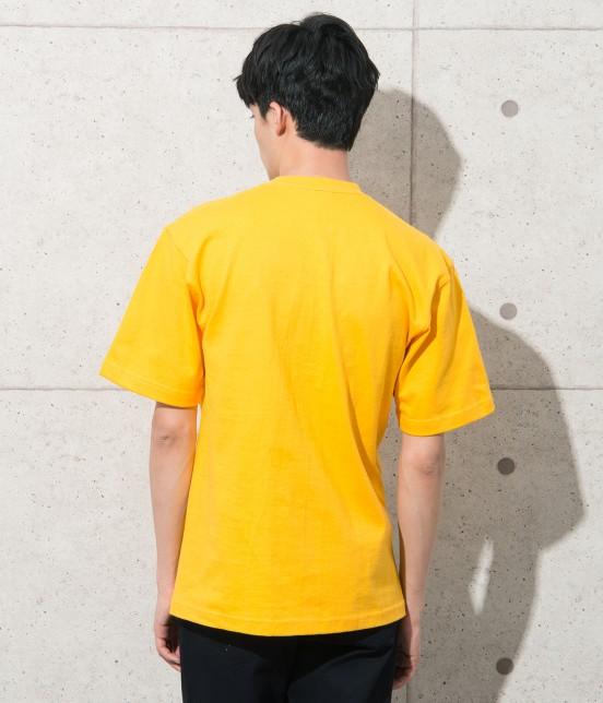 アダム エ ロペ オム | 【CAMBER for ADAM ET ROPE'】FAKE PRINT Tシャツ - 6