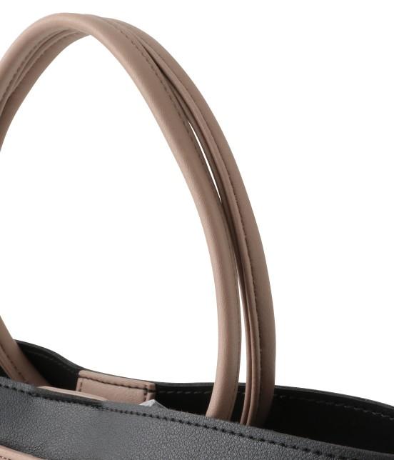 ロペピクニックパサージュ | ラビットポンポンミニトートバッグ - 6