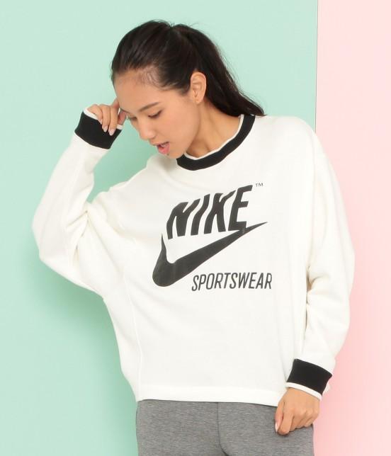ナージー | 【Nike】 archive crew top | ホワイト系