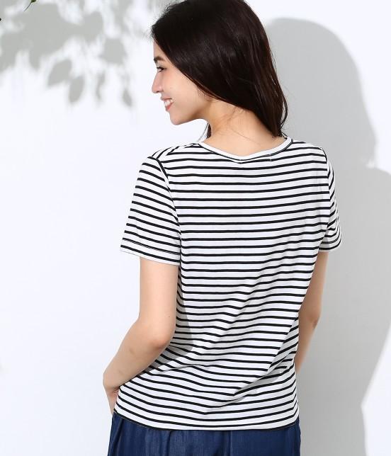 ロペピクニック   クルーネックTシャツ - 2