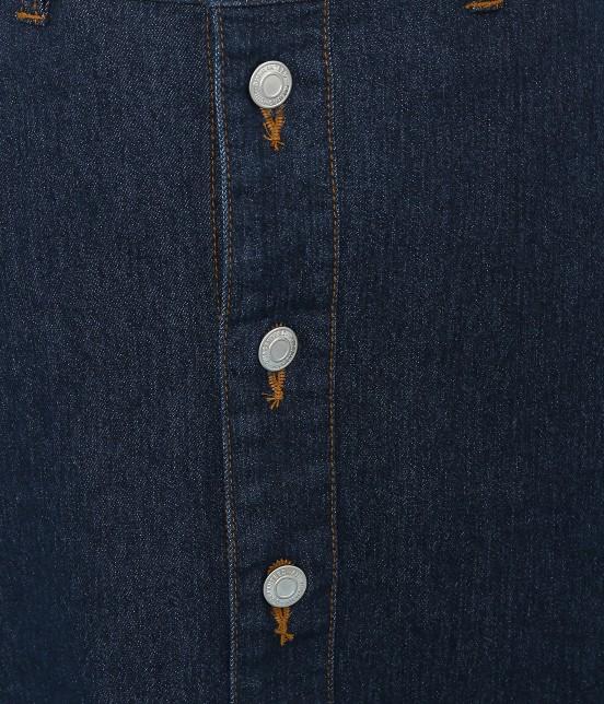 ロペピクニック | 【10%OFF Campaign】【予約】【WEB限定】フロントボタンデニムスカート - 8