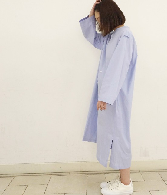 アダム エ ロペ ファム | FEMME&HOMME 【 ilk ADAM ET ROPE'】SHIRTS DRESS - 9