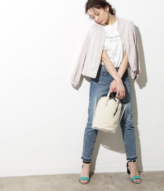 ビス | 【WEB限定】ロゴTシャツ - 9