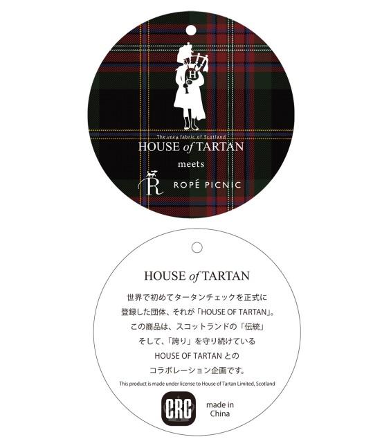 ロペピクニック | 【HOUSE of TARTAN】フレアワンピース - 10