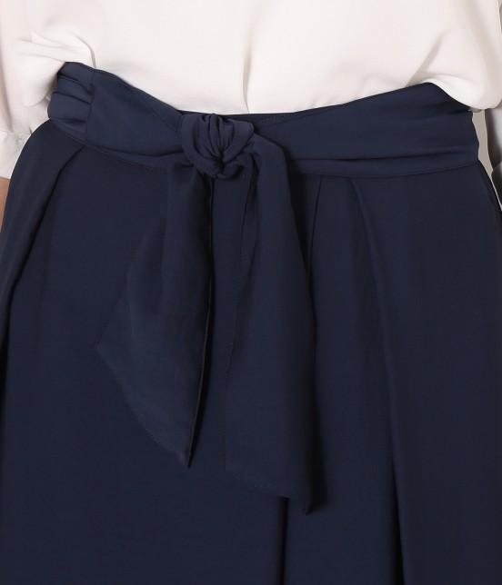 ロペピクニック | 【ロペ シスターズ コレクション】【HIRARI COLLECTION】ヴィンテージサテンスカーチョ - 3