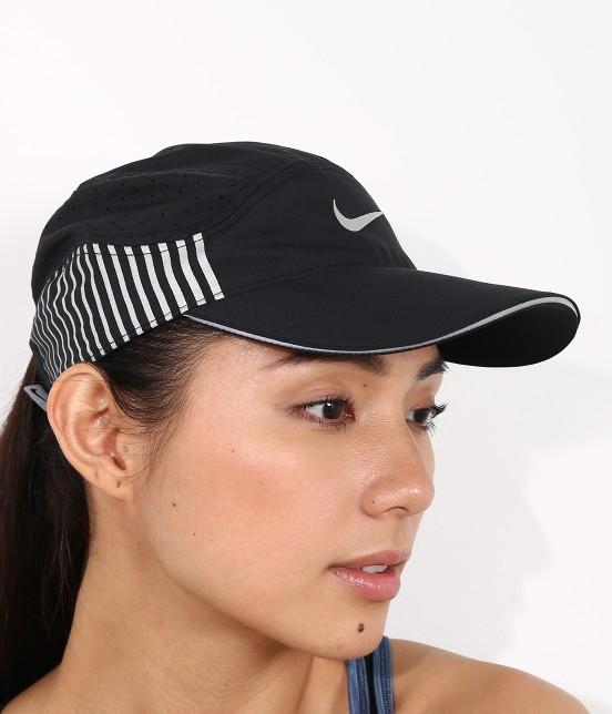 ナージー |  【Nike】AeroBill Elite Running Cap | ブラック