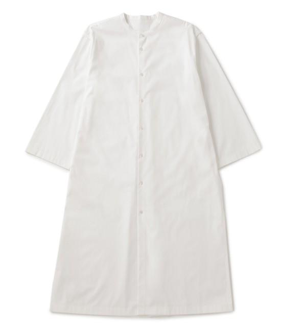 アダム エ ロペ ファム | FEMME&HOMME 【 ilk ADAM ET ROPE'】SHIRTS DRESS | ホワイト