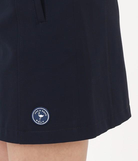 ジュン アンド ロペ | 【防透】【吸水速乾】ボディシェルドライ切替スカート - 6
