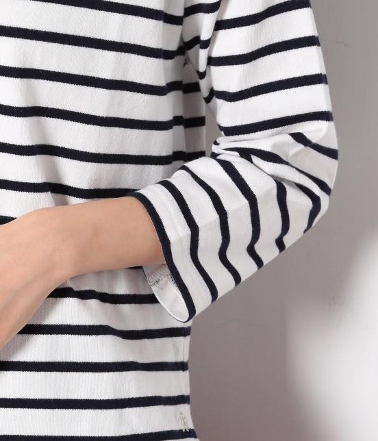 ロペピクニック | 【ロペ シスターズ コレクション】【さくら並木プロジェクト】バスクボーダーシャツ - 4