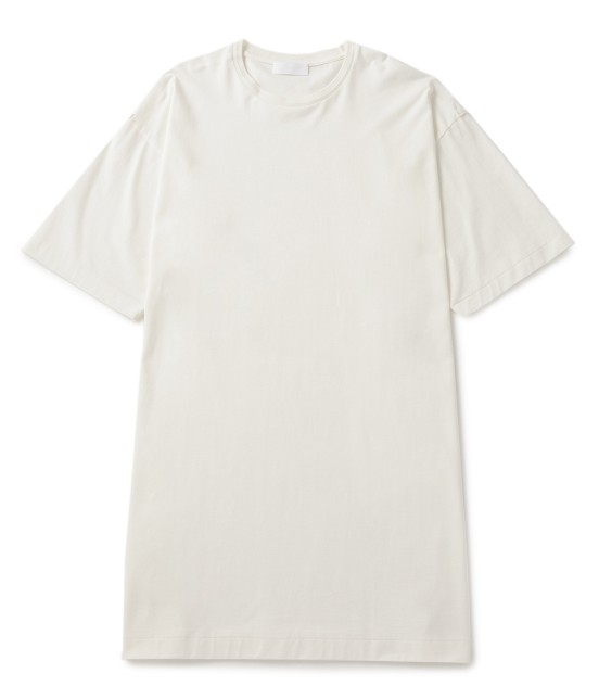 アダム エ ロペ ファム | FEMME&HOMME 【 ilk ADAM ET ROPE'】TEE DRESS | ホワイト