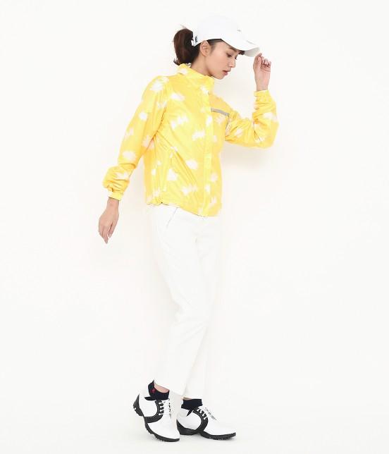 ジュン アンド ロペ | 【撥水】【軽量・制電】【花粉防避】【2WAY】スター柄プリントブルゾン - 10