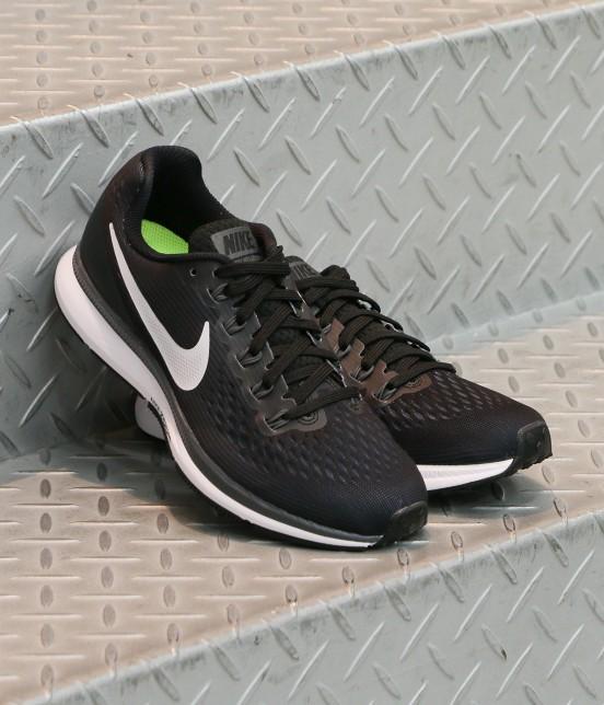 ナージー   【Nike】Air Zoom Pegasus 34   ブラック