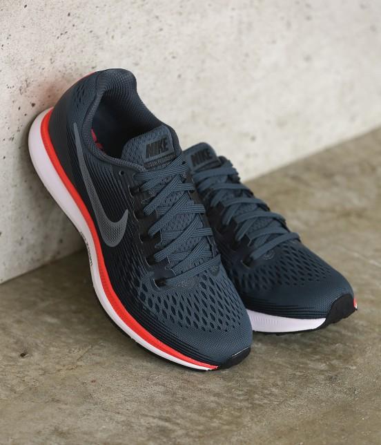 ナージー   【Nike】Air Zoom Pegasus 34   スミクロ