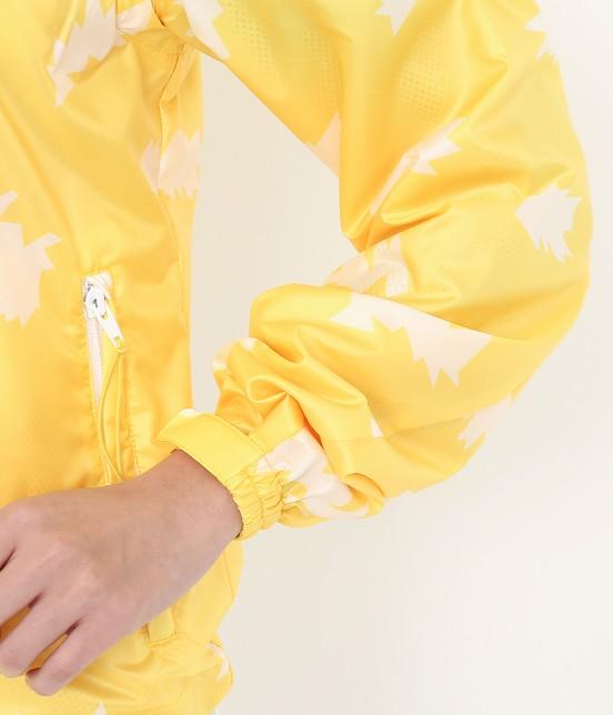 ジュン アンド ロペ | 【撥水】【軽量・制電】【花粉防避】【2WAY】スター柄プリントブルゾン - 4