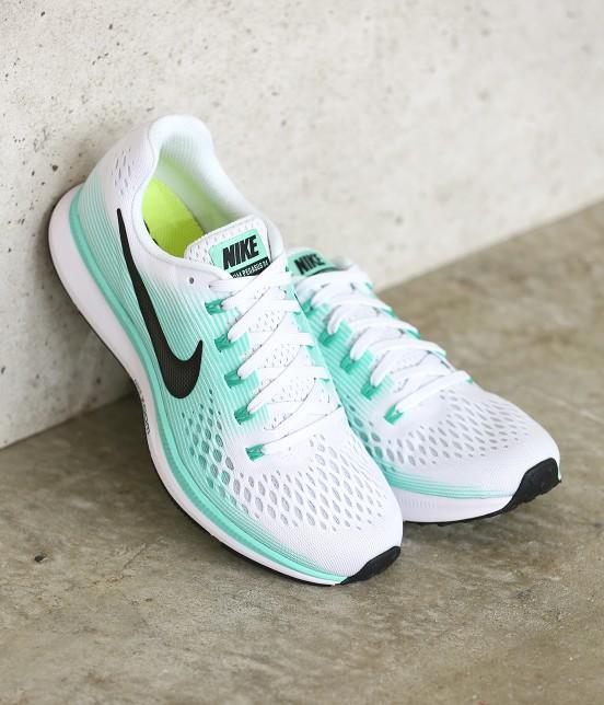 ナージー   【Nike】Air Zoom Pegasus 34   ホワイト系