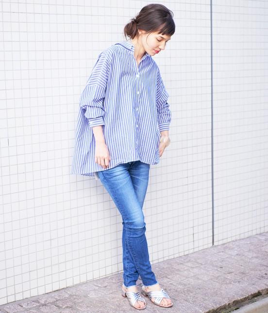 アダム エ ロペ ファム | 【FABIO RUSCONI】Metalic Sandals - 8