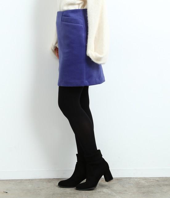 ロペピクニック | 【HAPPY PRICE】カラー台形スカート - 1