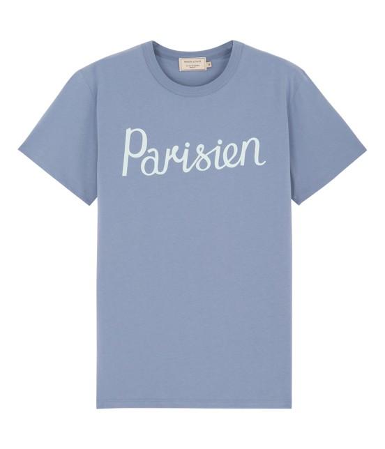 MAISON KITSUNÉ MEN | TEE SHIRT PARISIEN | サックス