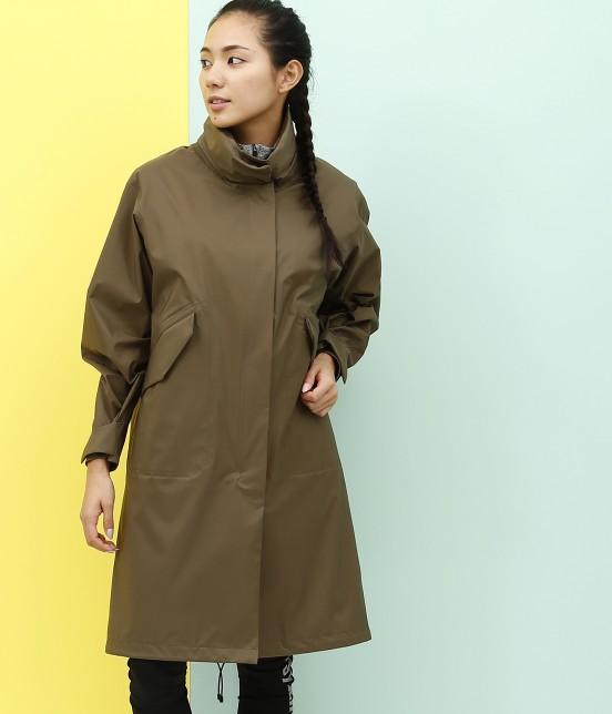 ナージー | スリーレイヤーボア付きコート