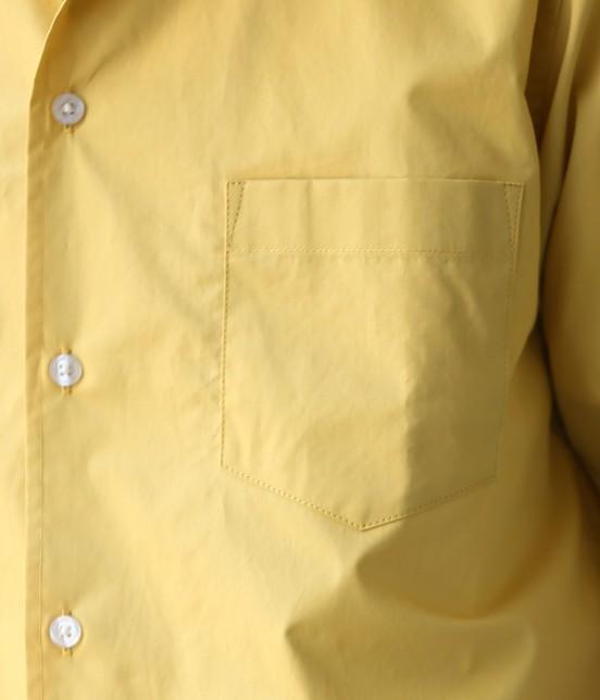 ジュンレッド | ドライコットンオープンカラーシャツ - 4