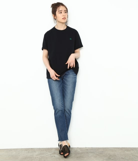 アダム エ ロペ ファム | 【UNITED COLORS OF BENETTON. FOR ADAM ET ROPE'】Color wall T-shirts - 1