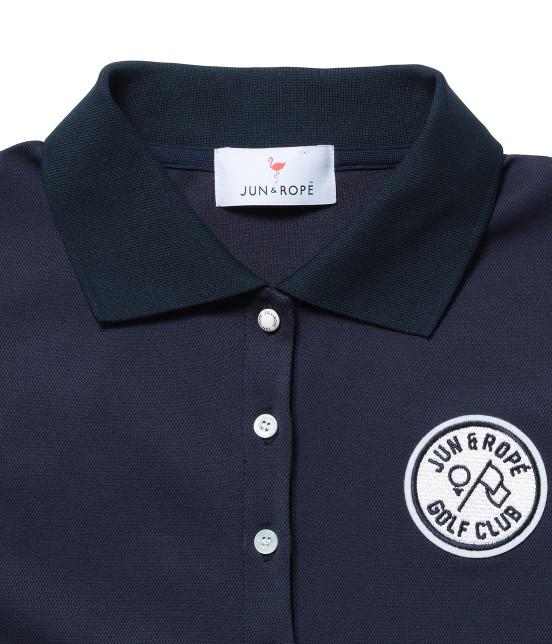 ジュン アンド ロペ | COOL MAX半袖ポロシャツ - 2