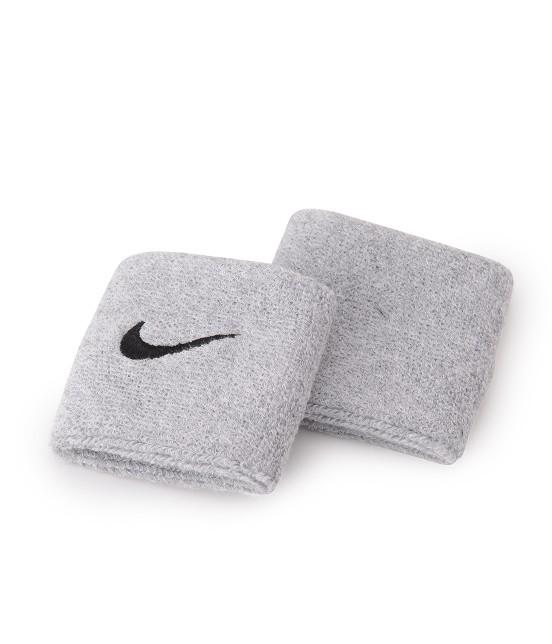 ナージー | 【Nike】Swoosh Wristband | グレー