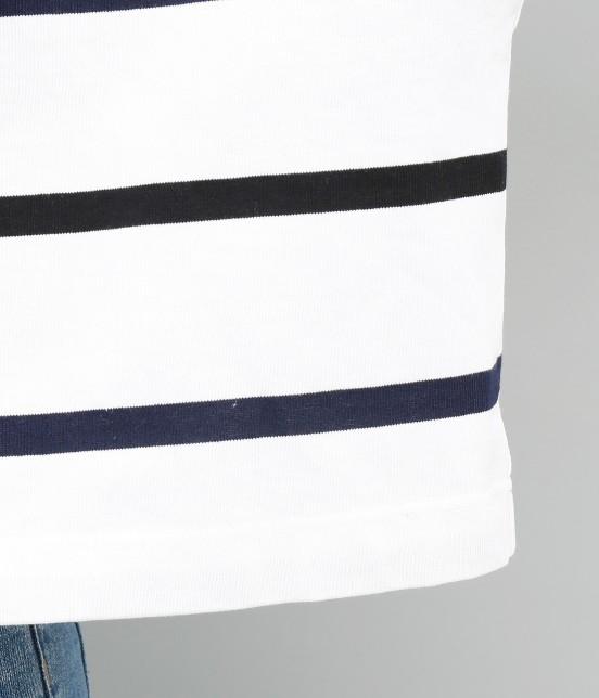 アダム エ ロペ ファム | 【新色】【Traditional Weatherwear】BIG MARINE BOATNECK - 9