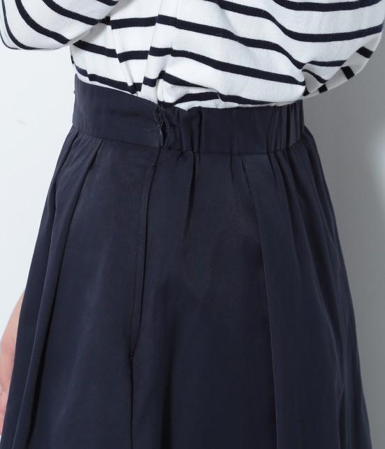 ロペピクニック | リボン付きイレギュラーヘムスカート - 7