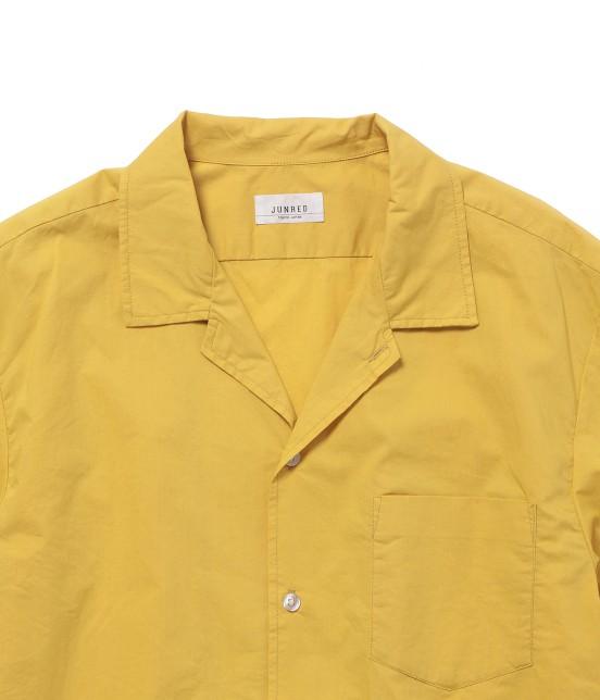 ジュンレッド | ドライコットンオープンカラーシャツ - 11