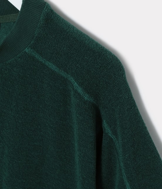 アダム エ ロペ オム | リネンパイルビッグTシャツ - 6